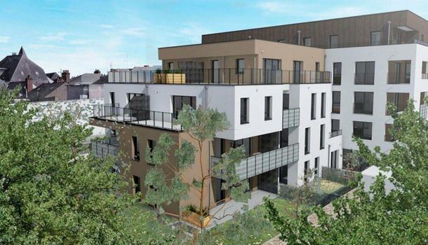 Appartement neuf 3 pièces 67 m²
