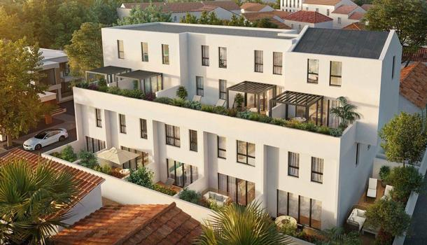 Appartement neuf 3 pièces 64 m²