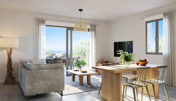 Bormes-les-Mimosas Appartement neuf 3 pièces 55 m²