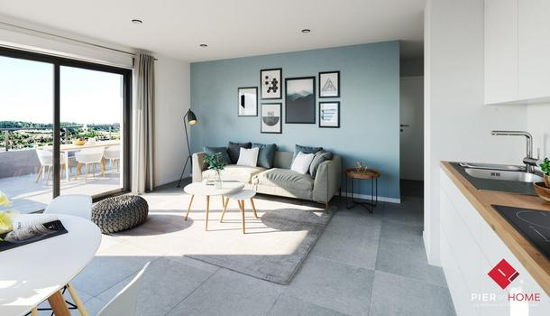 Bormes-les-Mimosas Appartement neuf 19 m²