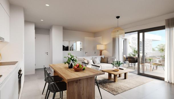 Bormes-les-Mimosas Appartement neuf 3 pièces 59 m²