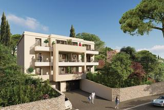 VILLA JADE,                                                                                       Appartement neuf                                                                                      Aix-en-Provence&nbsp-                                                                                      13090