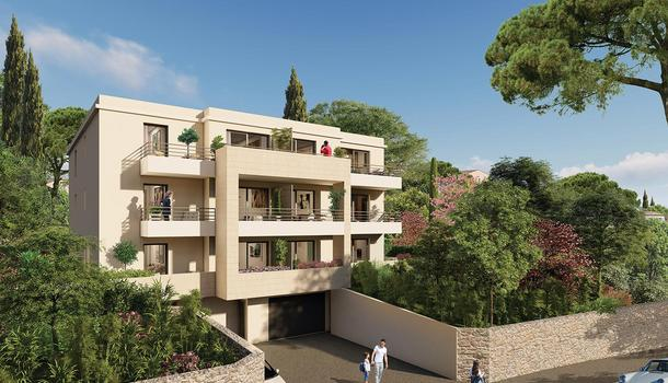 Appartement neuf 2 pièces 43 m² Aix-en-Provence 13090