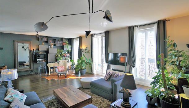 Marseille 6eme Appartement 5 pièces 120 m²