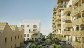 Rennes Appartement neuf 2 pièces 49 m²