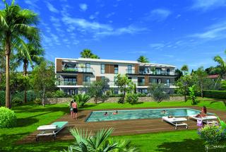 VILLA PALMA,                                                                                       Appartement neuf                                                                                      Golfe-Juan&nbsp-                                                                                      06220