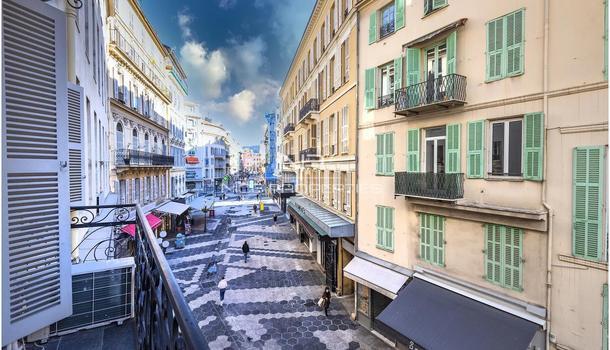 Nice Appartement 2 pièces 41 m²