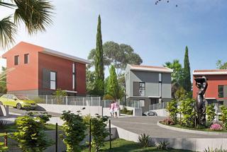 Domaine des Vignes,                                                                                       maison neuf                                                                                      Nice&nbsp-                                                                                      06200