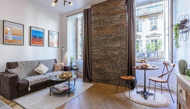 Nice Appartement 2 pièces 26 m²