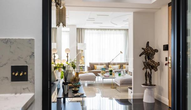 Marseille 8eme Appartement 5 pièces 152 m²