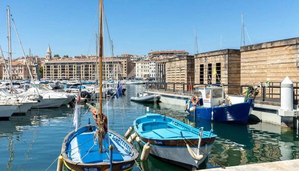 Marseille 1er Appartement 3 pièces 65 m²