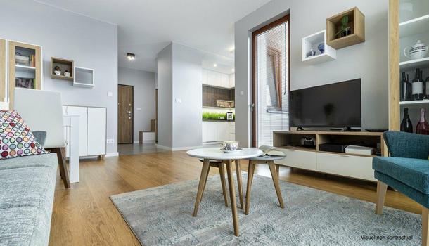 Appartement neuf 2 pièces 41 m²