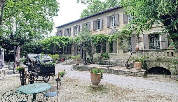 Avignon Propriété 12 pièces 800 m²