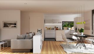 Bordeaux Appartement neuf 3 pièces 66 m²