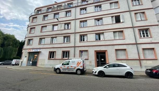 Grenoble Appartement 2 pièces 40 m²