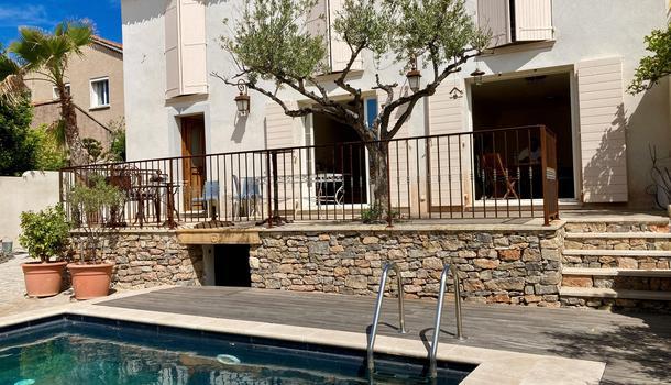 Toulon Maison 130 m²