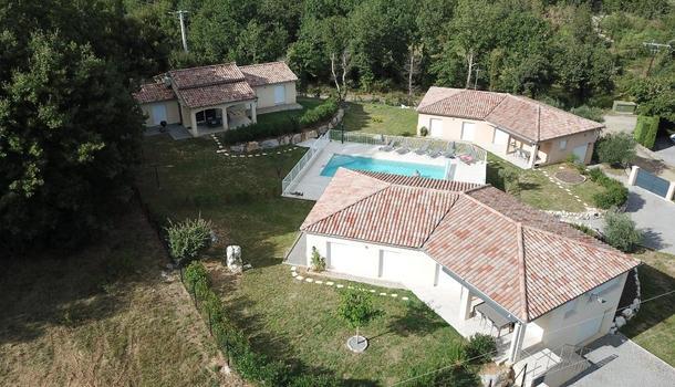 Ruoms Maison 12 pièces 310 m²