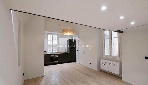 Nice Appartement 3 pièces 40 m²
