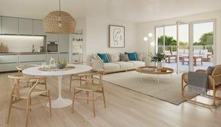 Villenave-d'Ornon Appartement neuf 2 pièces 40 m²