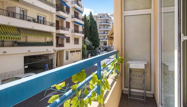 Nice Appartement 21 m²