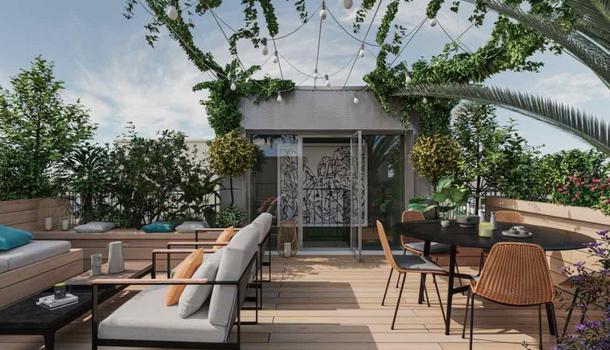 Appartement neuf 2 pièces 39 m² Toulouse 31000