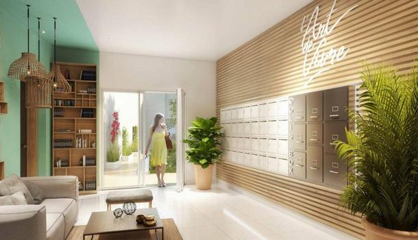 Appartement neuf 2 pièces 47 m² Bordeaux 33000
