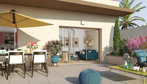 Appartement neuf 41 m² Fréjus 83600