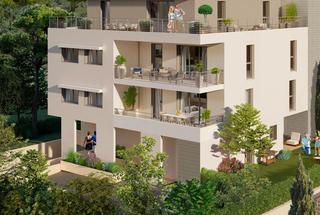 Le Clos des Poetes,                                                                                       Appartement neuf                                                                                      Aix-en-Provence&nbsp-                                                                                      13090